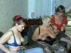 Die geile Familien Orgie