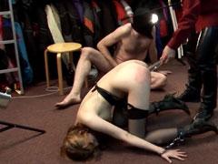 Geiler Fetischsex im Sexshop