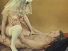 Vintageporno die Hochzeits Nacht
