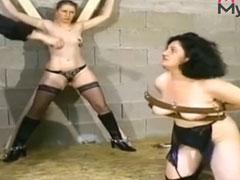 Echte Amateure drehen einen Sadomaso Porno