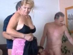 Sex Orgie im Swinger Club