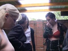 Hochzeit im Swinger Club