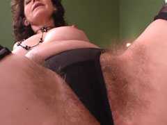 Good little geile haarige fotze video with