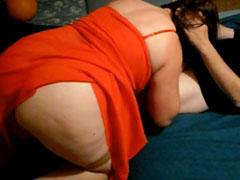 Dicke Frauen mit fetten Ärschen