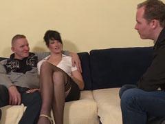 Paar Pornocasting