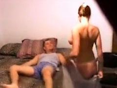 Deutsche Amateure heimlich beim Sex gefilmt