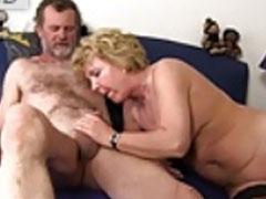 Wenn Senioren geilen Sex haben