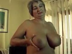 Oma beim Pornocasting