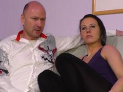 Amateur Paar möchte mal in einem Porno mitspielen