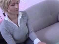 Deutscher Hausfrauenporno