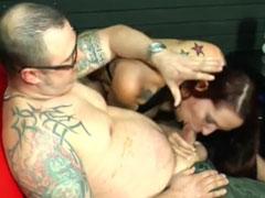 Fetter Amateur fickt Pornodarstellerin