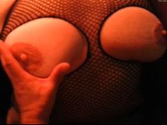 Geile natur Titten einer dicken Frau