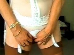 Mann fickt seine Kollegin beim Masturbieren