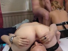 Gruppensex Swinger Party