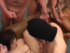 Geile Schlampe Orgy