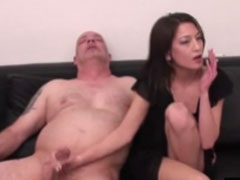 Old man porn video