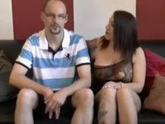 Amateur darf geile Porno Schlampe ficken