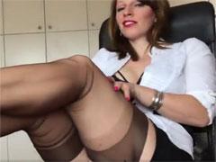 Fetish lady heike