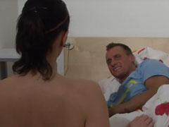 Deutsches Paar hat Sex vor der Kamera