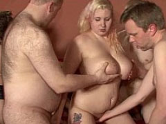 Geiler deutscher Swinger Club Sex