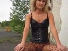 Heisser Striptease Pornofilm
